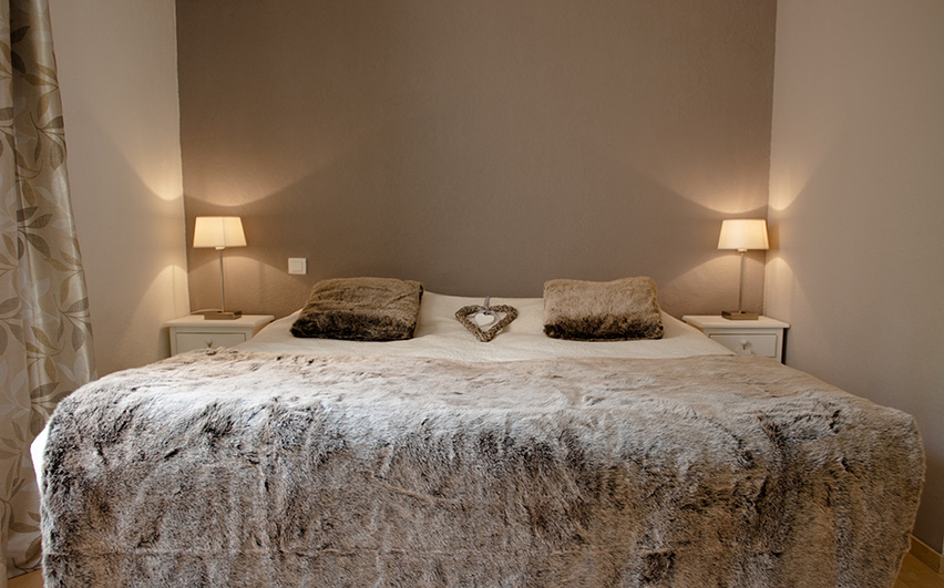 Slaapkamer Aulan 5 | Chateau des Gipieres