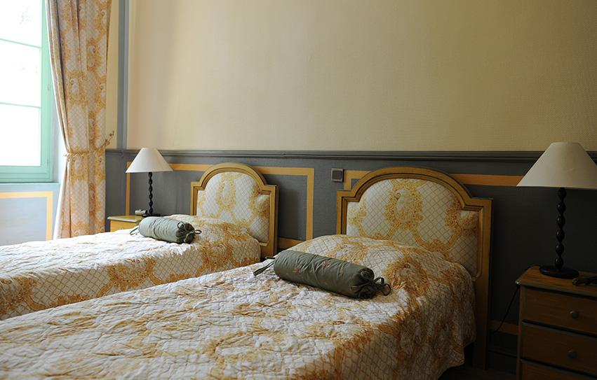 appartement chateau 1 slaapkamer | Chateau des Gipieres